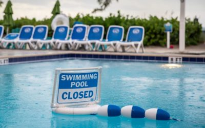 """Closed until further notice"" — Smart Amenity Bookings for Hands off during COVID-19"
